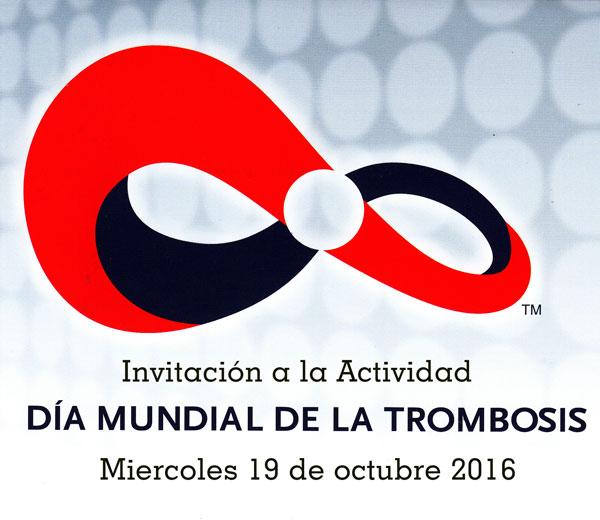 actividad dia internacional trombosis